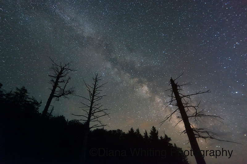 Milky Way Adirondacks