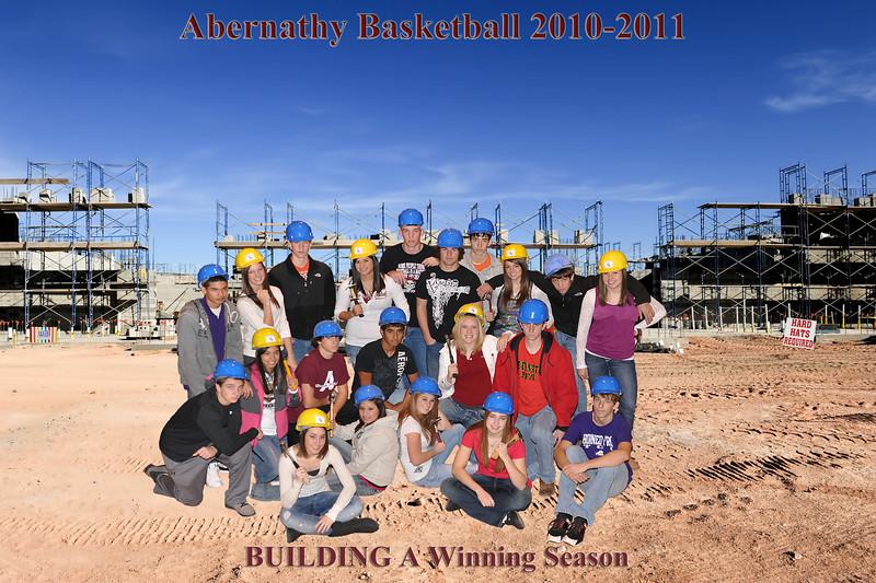 Abernathy Basketball 2010-2011