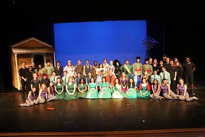 Jan 22 Wizard of Oz Dress Rehearsal