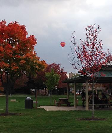 Brooks School Balloon 2014