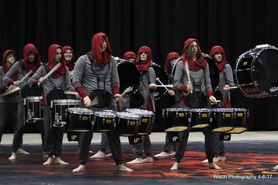 #14-2017 - Phoenix Drumline MPA Championship