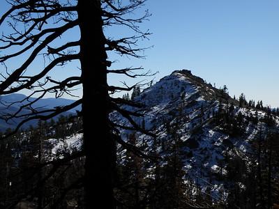 Leech Lake Mt., Fossil Creek TH, 12.8.20