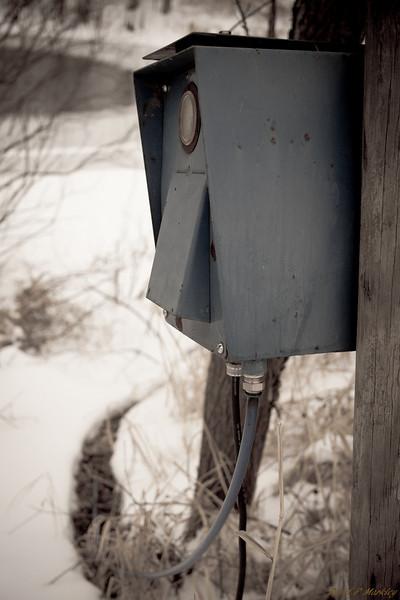 Outdoor Pump