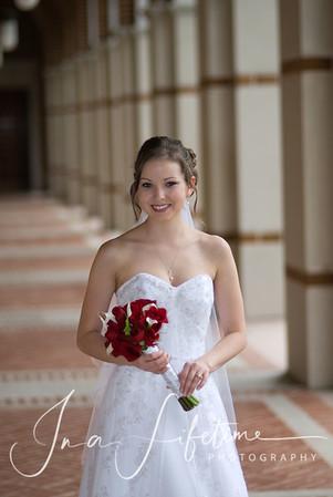 Lisa White Bridal Session
