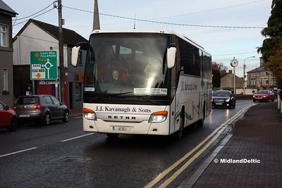 Portlaoise (Bus), 13-11-2018