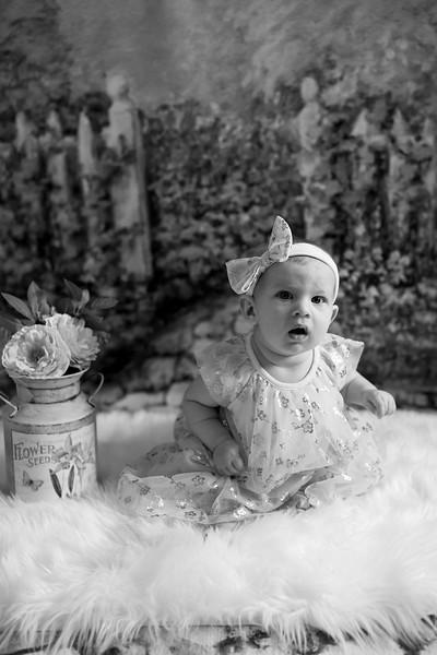 Elizabeth 6 Month