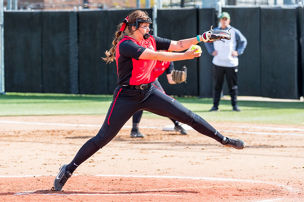 2017 Seattle U Softball vs Utah Valley