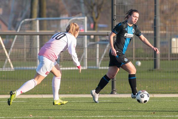 20200118 - Excelsior Barendrecht - Club Brugge