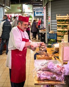 2 Rome: Mercato Trionfale