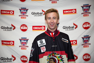 Red Deer Chiefs #1 Colby Knight