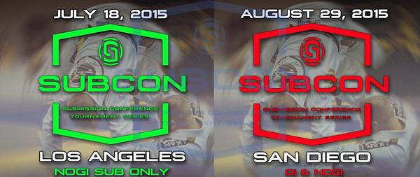 SUBCON TWO | THREE - San Diego