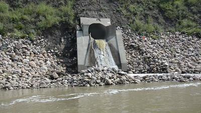 River Outfall Montoring