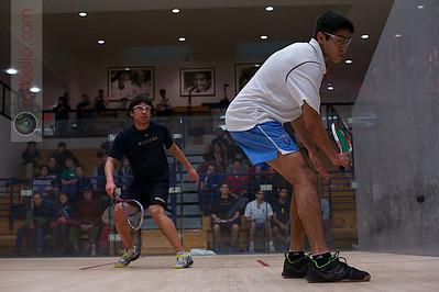 2013-02-23 Ramit Tandon (Columbia) and Kevin Chen (Williams)
