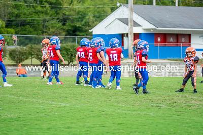 South Cheatham Indians Junior Pro Football 2018