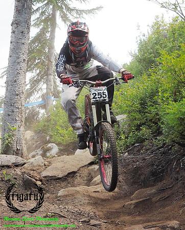 Ian Robinson Tigatu Team Rider