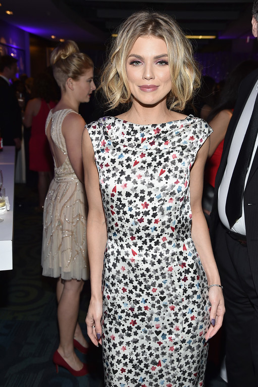 . Actress AnnaLynne McCord attends the Yahoo News/ABC News White House Correspondents\' Dinner Pre-Party at Washington Hilton on April 30, 2016 in Washington, DC.  (Photo by Dimitrios Kambouris/Getty Images for Yahoo)