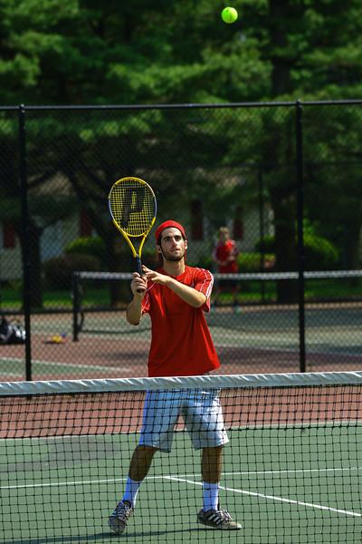 2013 Varsity Tennis vs. South Windsor - May 21, 2013