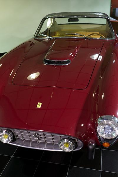 A $1.6 Million 1957 Ferarri