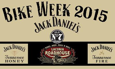 Jack Daniel's Bike Week 2015