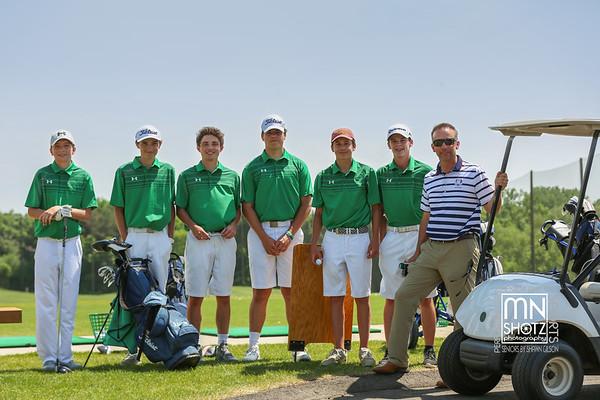 2018 Varsity Golf - Boys