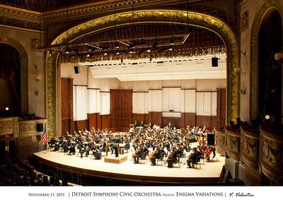 2011-11-11 Civic Symphony Enigma Variations