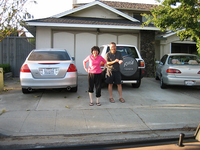 Mom & Dad are moving down to San Diego! - 7/17, 2006