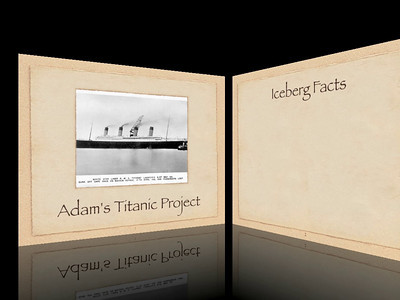 Adam's Titanic Project