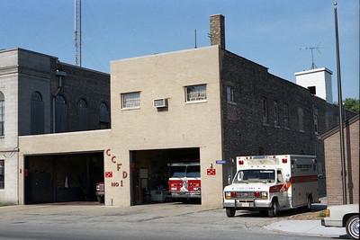CALUMET CITY FIRE DEPARTMENT