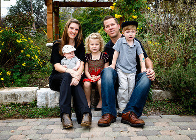White Family 2012