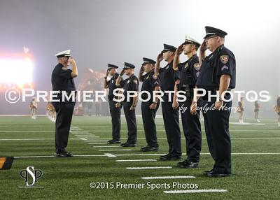 La Porte Varsity Football vs. Channelview 11/6/2015