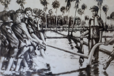Sarath's Images of Tuol Sleng