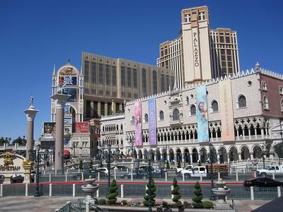 Dalton's Vegas Vacation