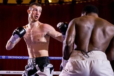 Jake Haigh vs Emmanuel Moussinga