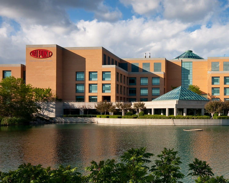 Dupont corporate building, Mississauga, Ontario, Canada