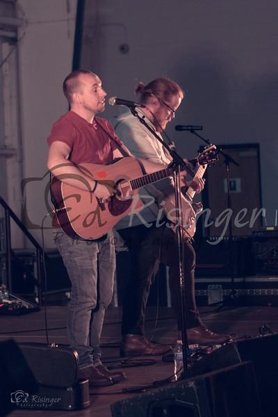 Darren Mulligan  of We Are Messengers