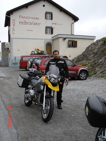 Alps Tour Elke pics
