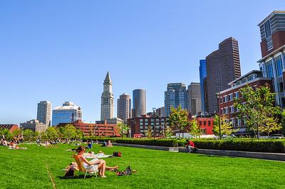 2012 - Boston, MA & Vermont