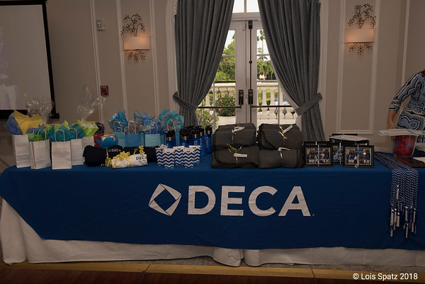 2018 Deca Awards Banquet at the Wanderers Club