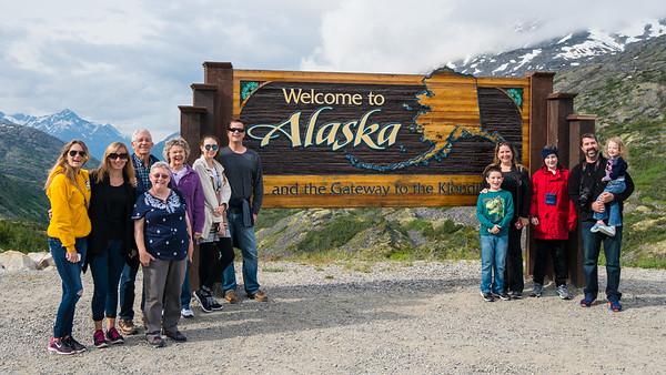 Family Cruise to AK  2016