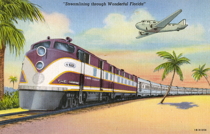 """Streamlining through Wonderful Florida"""