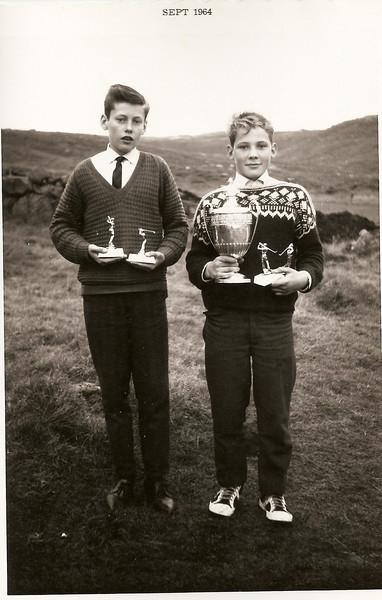 Nýliðabikarinn - 1964.
