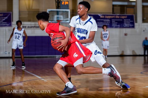 Broughton boys JV basketball vs Sanderson. February 11, 2019. 750_5762