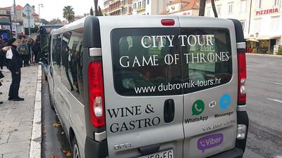 Dubrovnik, Croatia Nov 13