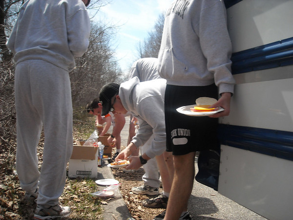 Orienteering Travels to West Point