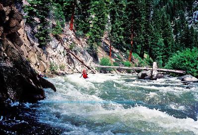 AP RW: USA ID Best of Idaho Waterways.