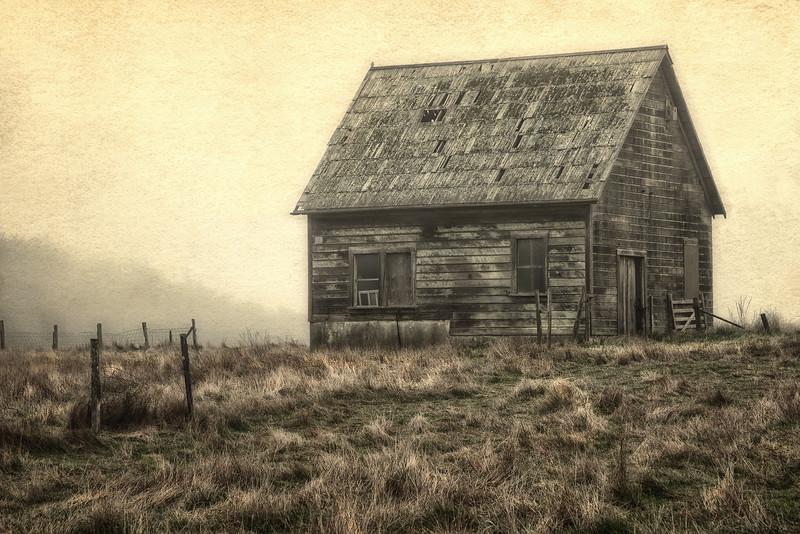 Old Homestead, Mendocino, California