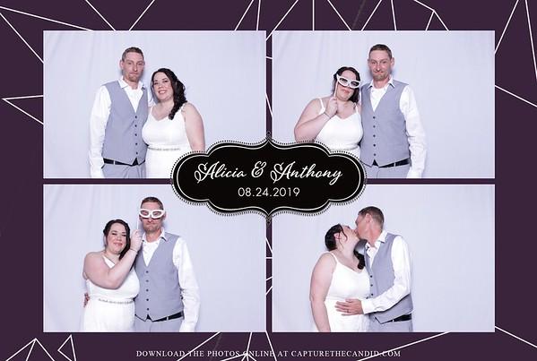 Alicia & Anthony's Wedding