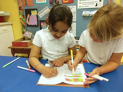 1st and 2nd Grade - Art and Social Studies: Superhero Zines
