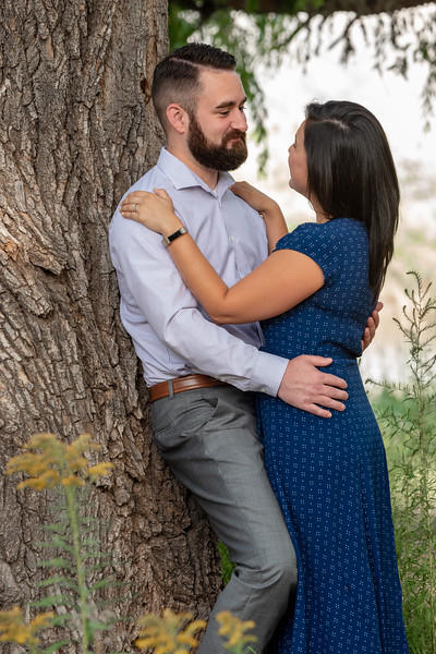 Summer Bosque Engagement Session Corrales New Mexico AJ & Gloria-7661.jpg