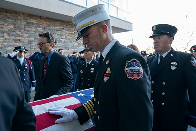 Chief Troy Jackson Final Honors